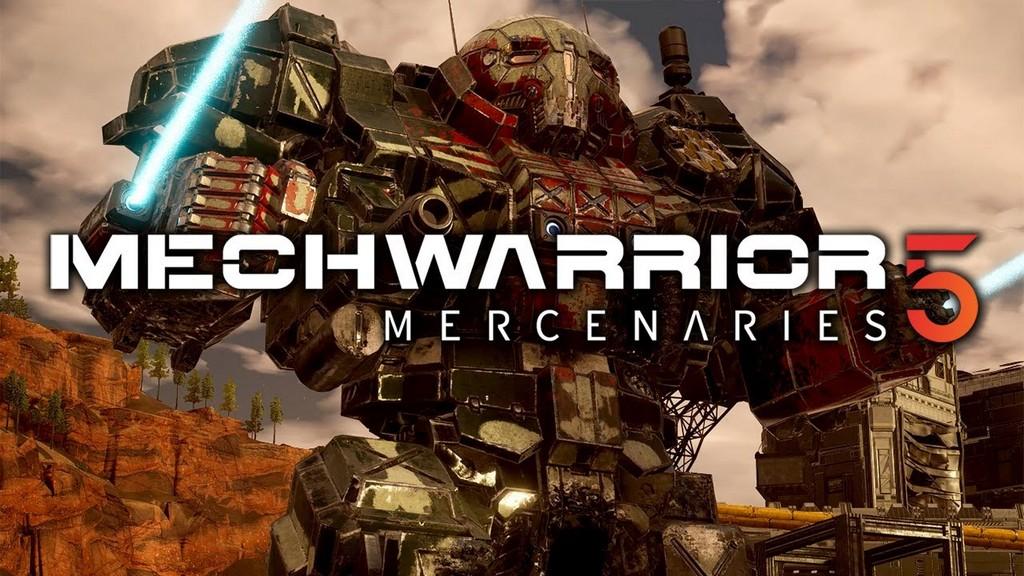 Descargar MECHWARRIOR 5 MERCENARIES Gratis Full Español PC