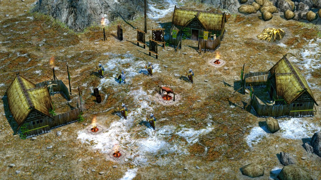Descargar AGE OF MYTHOLOGY Gratis Full Español PC 3