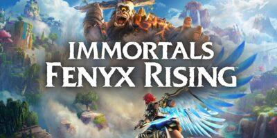 Descargar IMMORTALES FENYX RISING Gratis Full Español PC