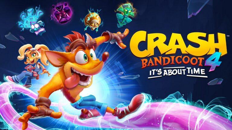 Descargar CRASH BANDICOOT 4 IT'S ABOUT TIME Gratis Full Español PC