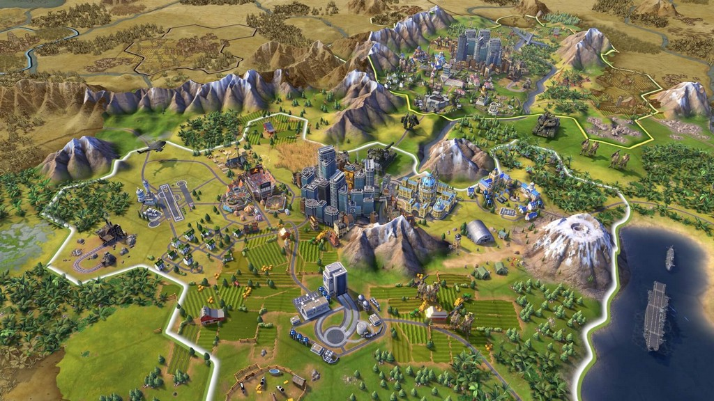 Descargar CIVILIZATION VI Gratis Full Español PC 1