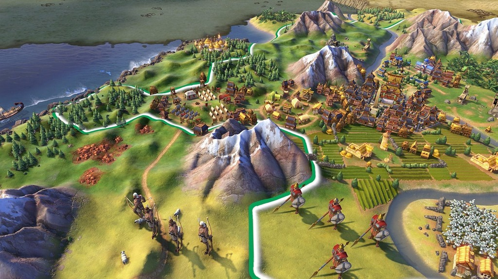 Descargar CIVILIZATION VI Gratis Full Español PC 2