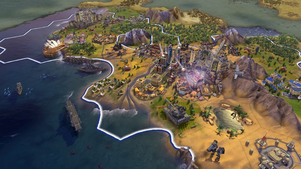 Descargar CIVILIZATION VI Gratis Full Español PC 4