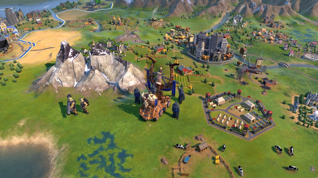 Descargar CIVILIZATION VI Gratis Full Español PC 5