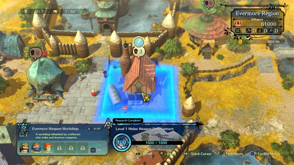 Descargar Ni No Kuni 2 Revenant Kingdom Gratis Full Español PC 2