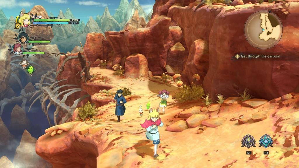 Descargar Ni No Kuni 2 Revenant Kingdom Gratis Full Español PC 3