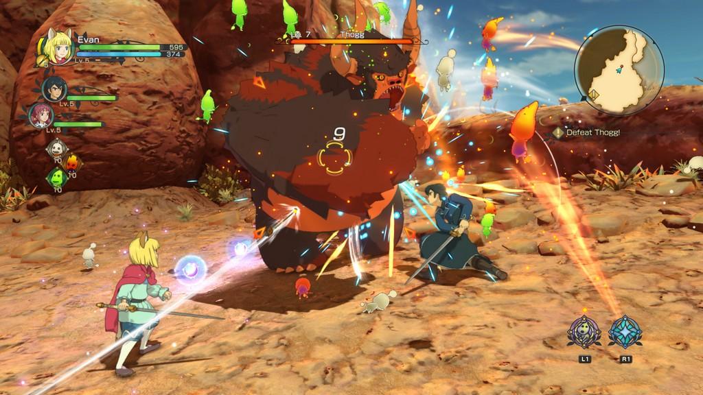 Descargar Ni No Kuni 2 Revenant Kingdom Gratis Full Español PC 4