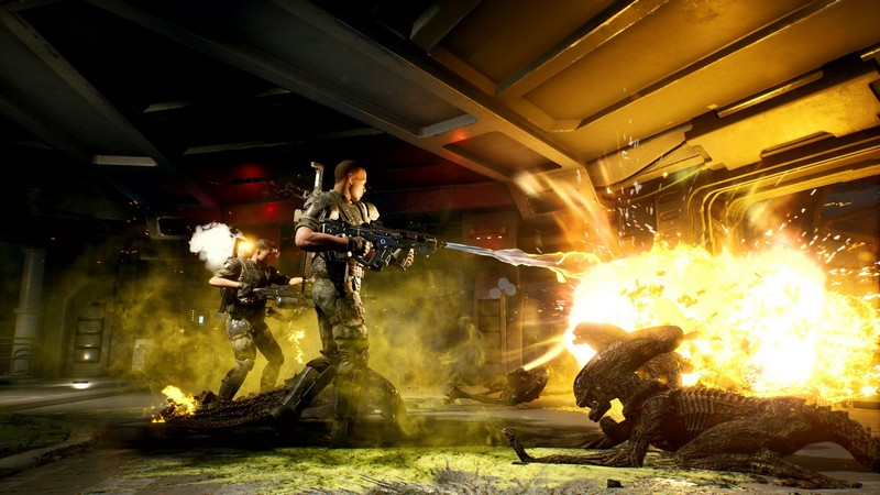 Descargar Aliens Fireteam Elite Gratis Full Español PC 1