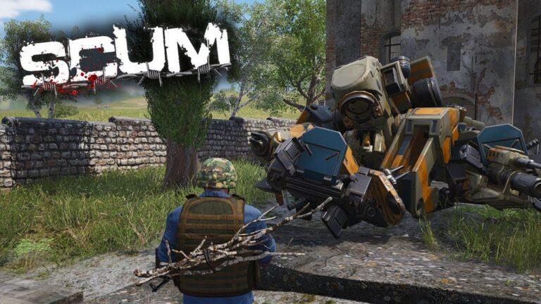Descargar SCUM Gratis Full Español PC
