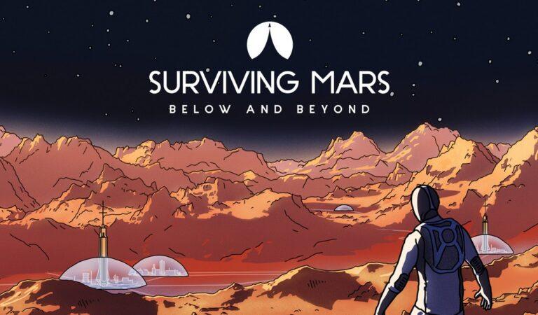 Descargar SURVIVING MARS Gratis Full Español PC