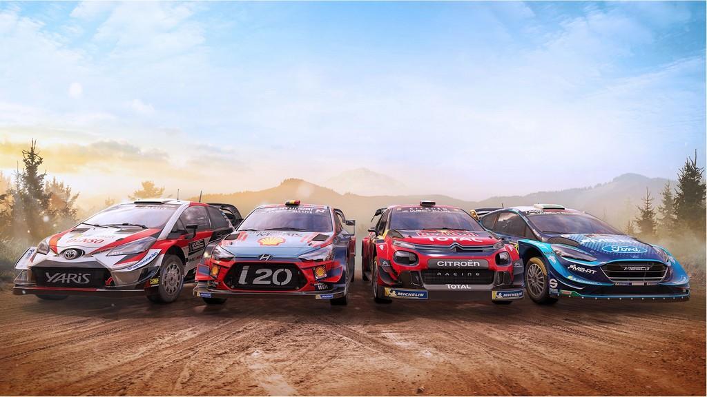Descargar WRC 10 Gratis Full Español PC 1