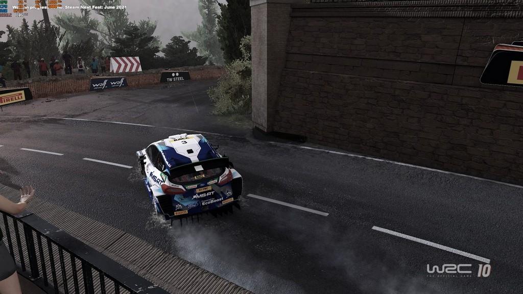 Descargar WRC 10 Gratis Full Español PC 4