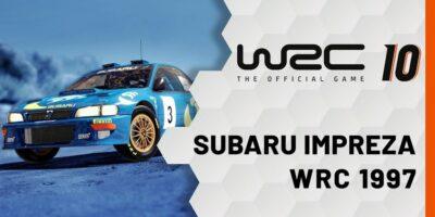 Descargar WRC 10 Gratis Full Español PC