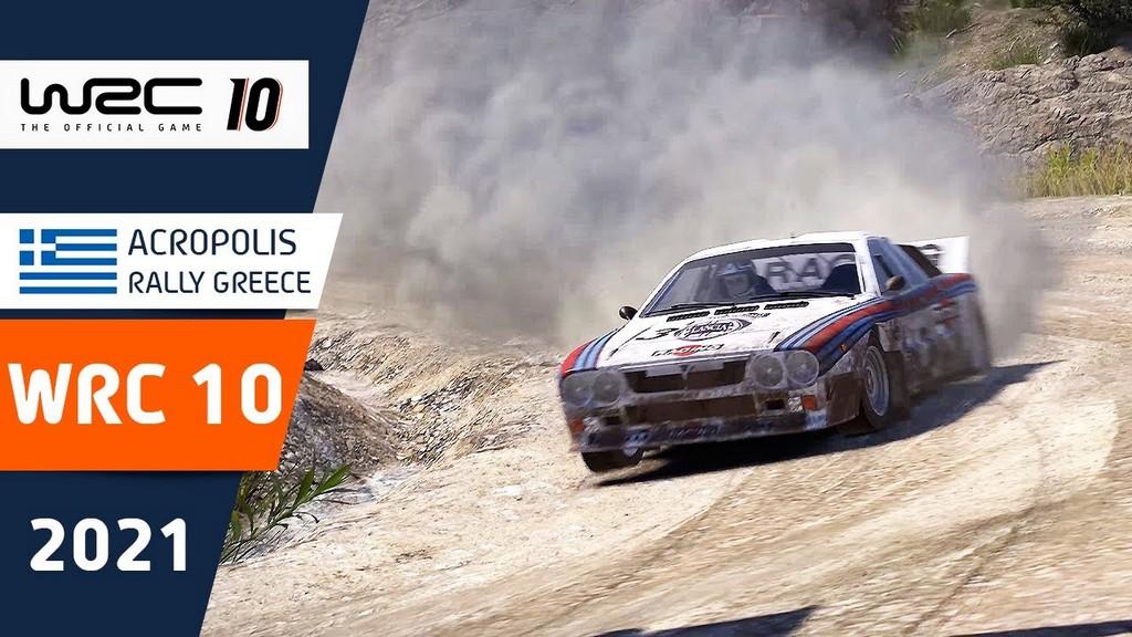 Descargar WRC 10 Gratis Full Español PC 5